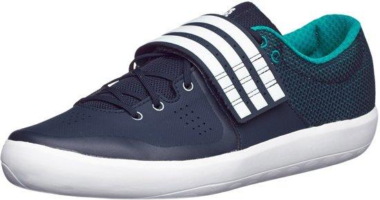 Adidas Atletiekschoenen Adizero Shotput Unisex Blauw Mt 49 1/3