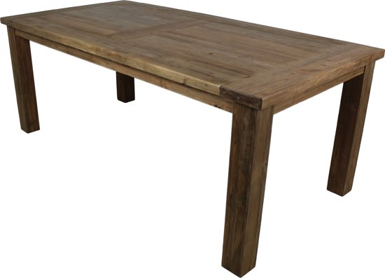 HSM Collection Eettafel - 250x100 cm - reclaimed teak
