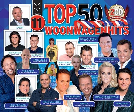 Woonwagenhits Top 50 Volume 11