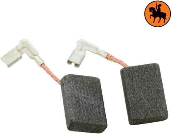 Koolborstelset voor Makita frees/zaag 9562C - 5x11x15,5mm