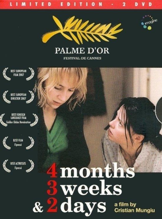 Cover van de film '4 Months, 3 Weeks & 2 Days'