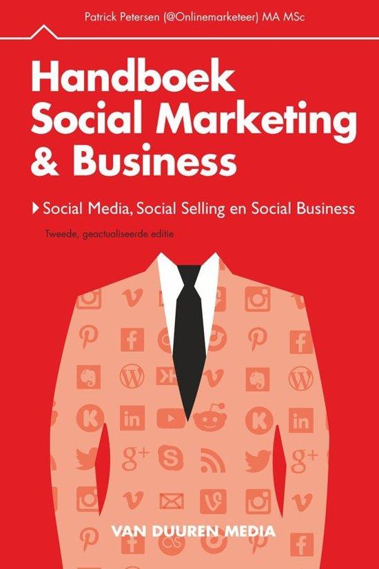 Handboek social marketing business