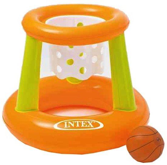 Intex basketbal spel - inclusief bal - 67 x 55 centimeter