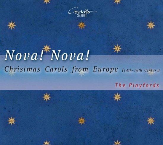 Christmas Carols From Europe: Nova!