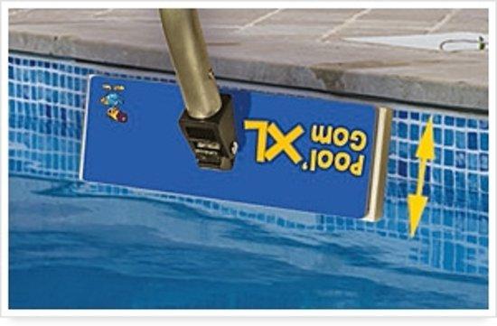Poolstyle Pool'gom linerreiniger XL met houder