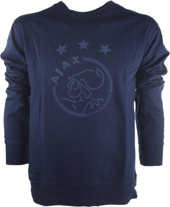Ajax sweater Kinderen - blauw - maat 140
