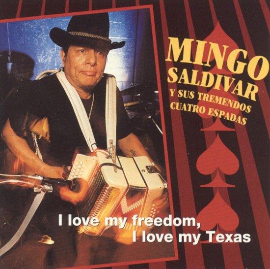 I Love My Freedom, I Love My Texas