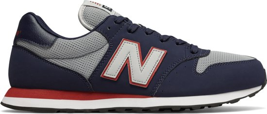 Maat 500 Sneakers 45 New Balance Heren Blue q0xpyv4w