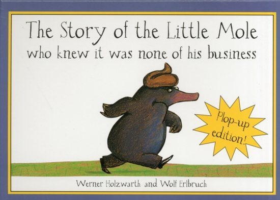 Afbeelding van The Story of the Little Mole (Plop-up Edition) New Edition