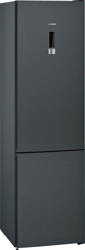 Siemens KG39NXB35 iQ300 - Koel-vriescombinatie - Zwart Inox