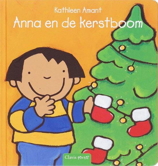 Peuterlijn - Anna en de kerstboom