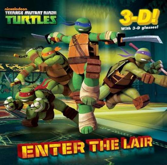 Enter the Lair (Teenage Mutant Ninja Turtles)