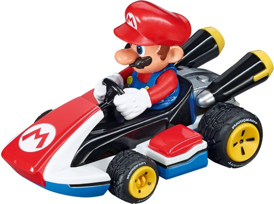 Carrera GO!!! Nintendo Mario Kart 8 - Mario - Racebaanauto