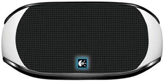 Logitech Mini Boombox - Bluetooth speaker - Wit