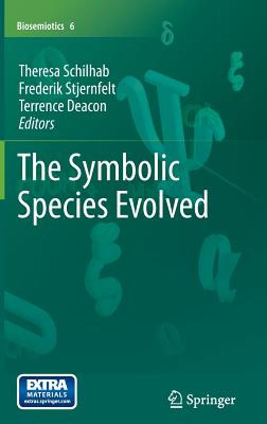 Bol The Symbolic Species Evolved 9789400723351 Boeken