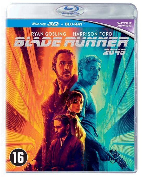 Afbeelding van Blade Runner 2049 (3D Blu-ray)