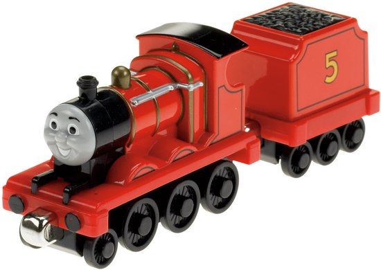 Thomas de Trein Take-N-Play James