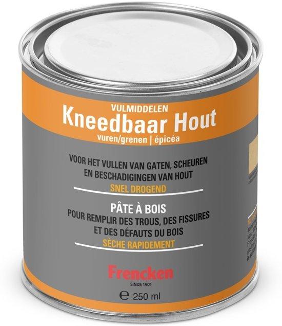 Frencken Kneedbaar Hout Vuren/Grenen - 250 ml