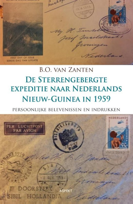 De sterrengebergte expeditie naar Nederlands Nieuw Guinea in 1959