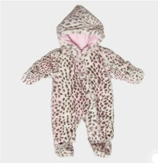 ceea717f61e bol.com | 3pommes babykleding - Teddy winterpak - Maat 80