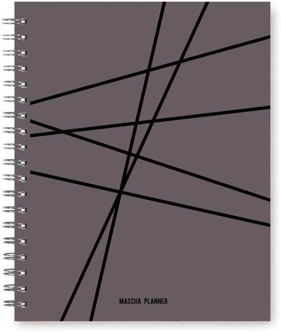 Mascha Planner Business edition - Nieuwste editie