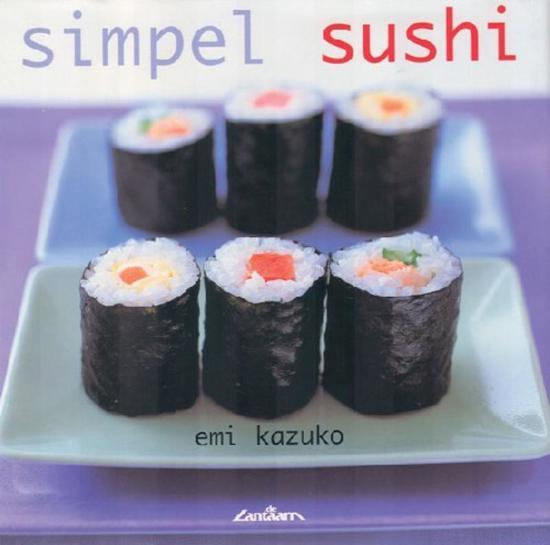 kookboek sushi maken