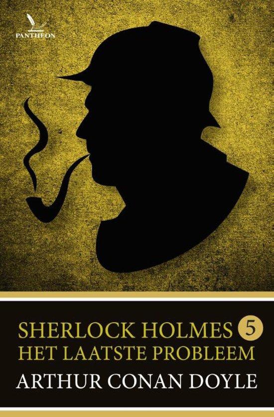 Sherlock Holmes 5 - Het laatste probleem