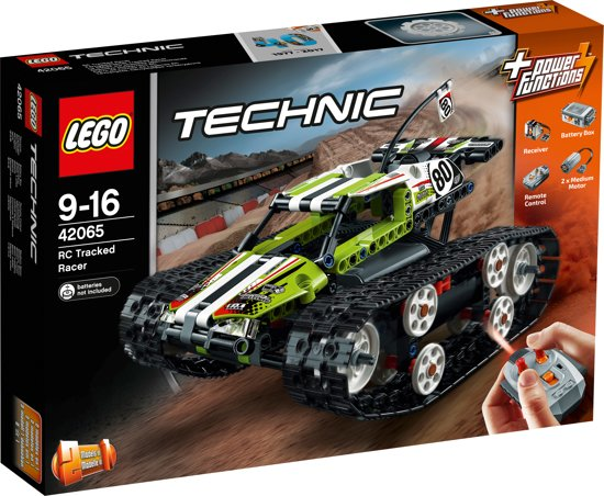 LEGO Technic RC Rupsbandracer - 42065