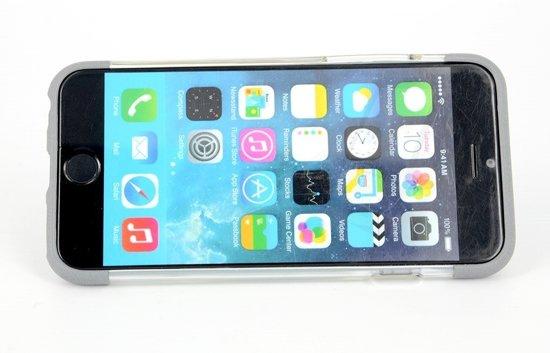 Backcover hoesje voor Apple iPhone 6/6S - Grijs