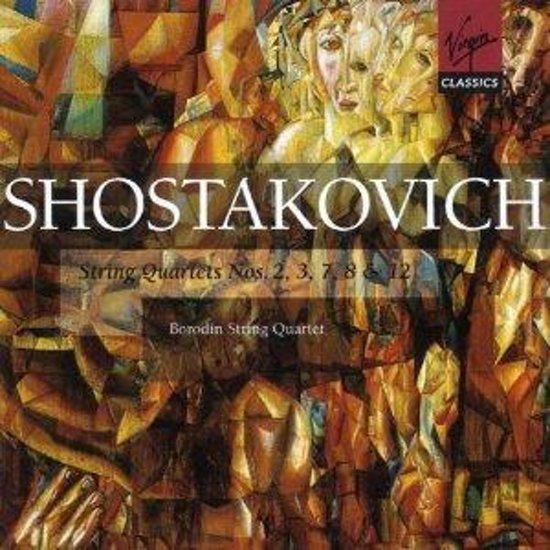 Shostakovich: String Quartets / Borodin String Quartet