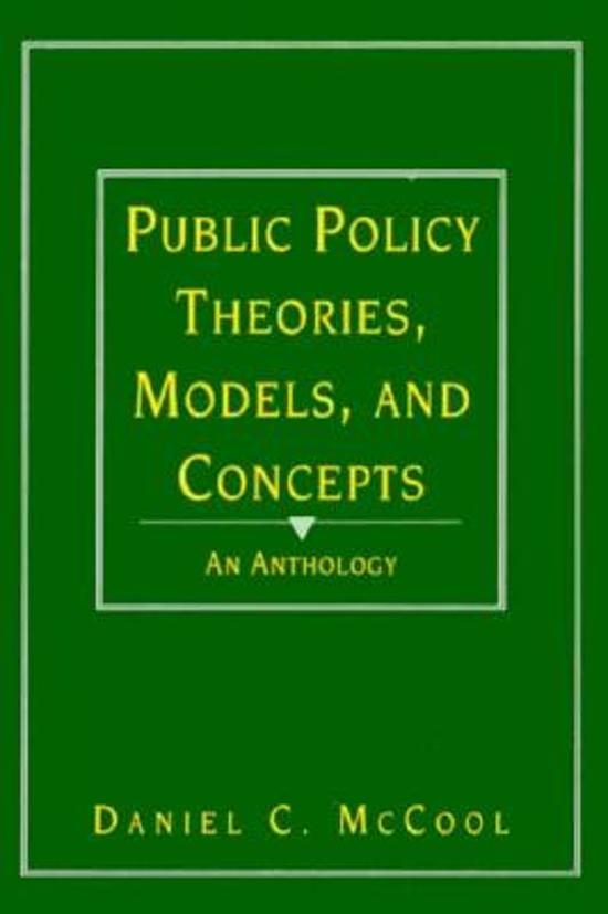 policy models