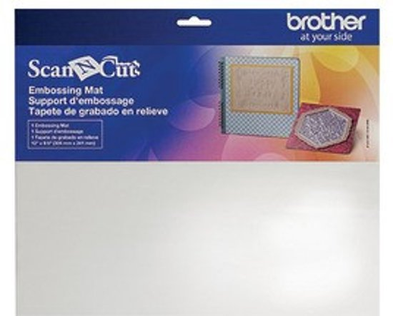 Brother ScanNCut - Embossing Mat - 300 mm x 241 mm