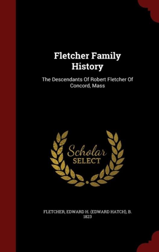 Fletcher Family History