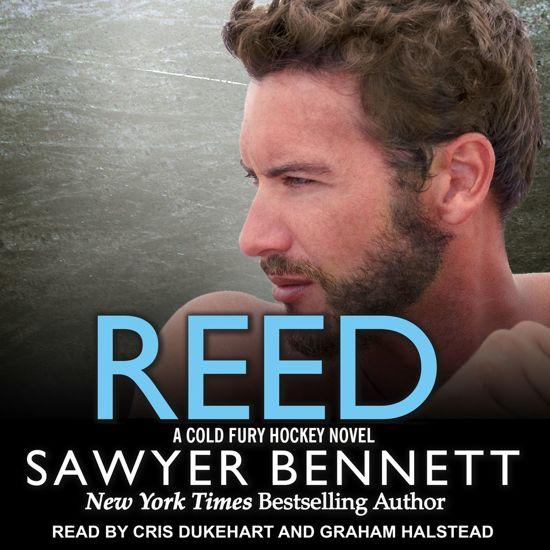 Boek cover Reed van Sawyer Bennett (Onbekend)