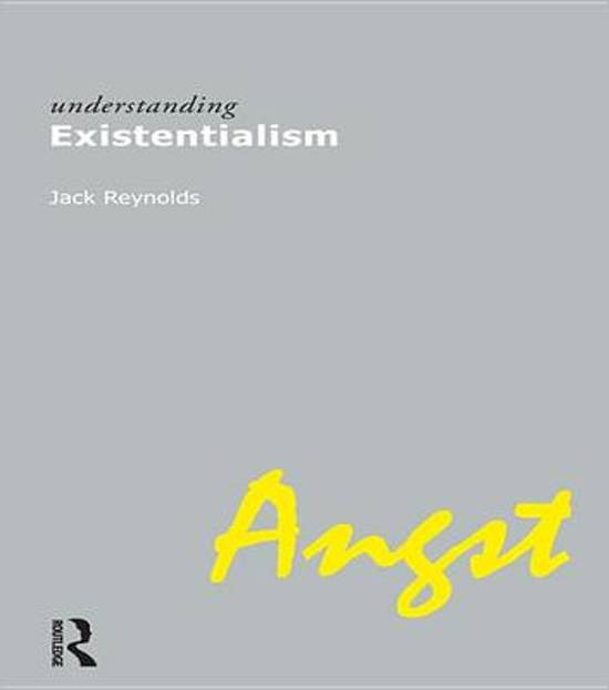 major themes of existentialism