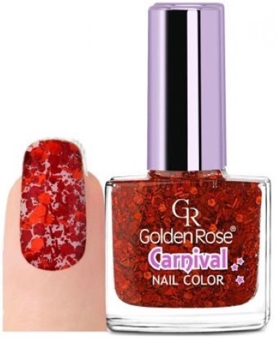 GOLDEN ROSE nagellak Carnival 15