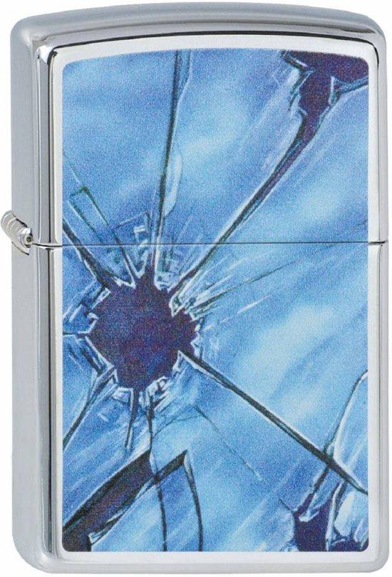 Aansteker Zippo Cracked Glass