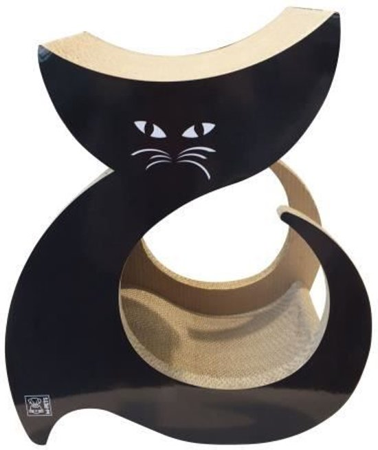 MPETS Griffoir Seattle - Voor Black Cat