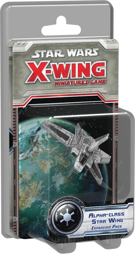 Afbeelding van het spel Star Wars X-Wing: Alpha-Class Star Wing