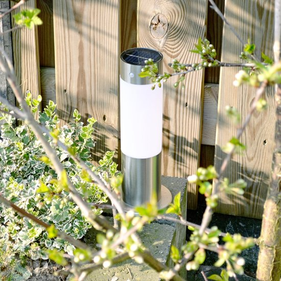 bol.com   QAZQA Rox 30 P - Terras en tuinpad verlichting - 1 lichts ...
