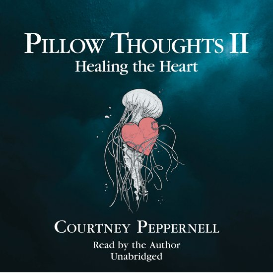 Boek cover Pillow Thoughts II van Courtney Peppernell (Onbekend)