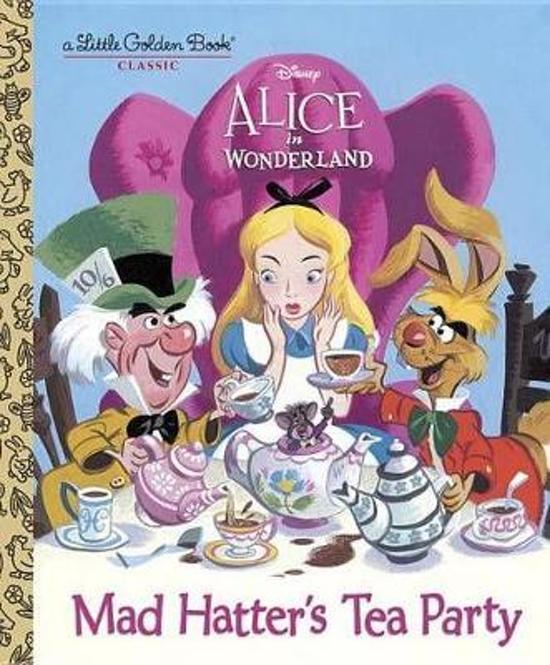 Bolcom Mad Hatters Tea Party Disney Alice In Wonderland Jane
