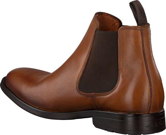 Cognac Boots Heren Chelsea Maat Lier 43 1859800 Van HqBX6vOwO