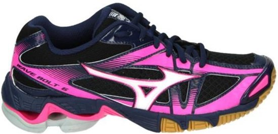 Mizuno Wave Bolt 6 zwart volleybalschoenen dames