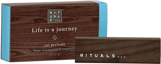 RITUALS Life is a Journey Autoparfum Hammam - 6 ml - Car Perfume