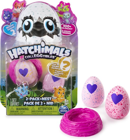 Hatchimals CollEGGtibles 2 Pack - Seizoen 2