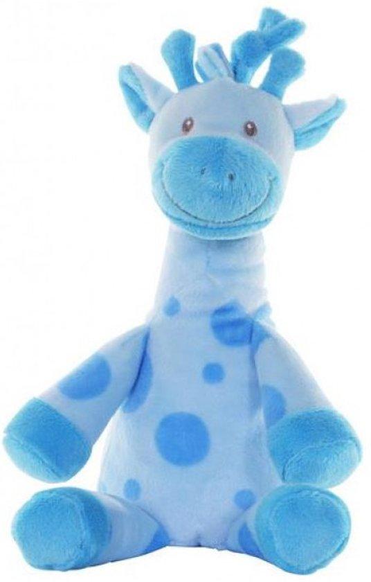 89bc7818cc89c8 bol.com | My Teddy - Muzikale knuffel Giraf - Blauw, My Teddy ...