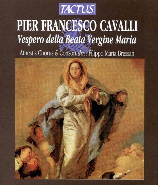 Vespero Della Beata Vergine Maria