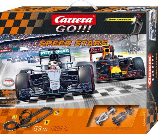 Bol Com Carrera Go Speed Stars Max Verstappen Racebaan