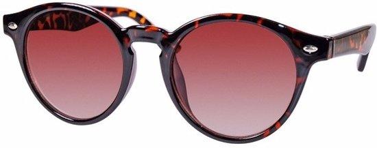 cc7a0ce204ffa5 Clubmaster dames zonnebril met print model 7001